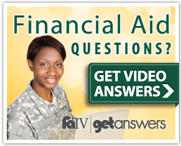 Financial Aid Questions? Get Video Answers with faTV.