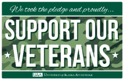 We Support Our Veterans
